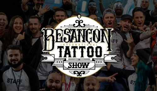 Besancon International Tattoo Show