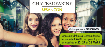 Tout besancon et le grand besancon sur internet agenda sorties actus besancon site officiel - Centre commercial chateaufarine ...
