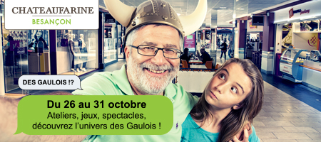 Besancon centre commercial chateaufarine les gaulois besancon - Centre commercial chateaufarine ...