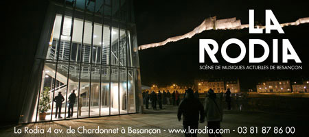 La Rodia salle de concert � Besan�on, Doubs (25)