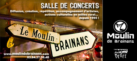 Moulin de Brainans