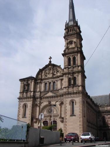 Eglise saint maimboeuf 14 rue saint maimboeuf 25200 for Montbeliard besancon