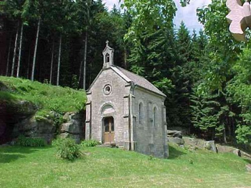 CHAPELLE SAINT-COLOMBAN