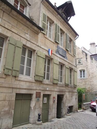 Mus e pasteur maison natale 43 rue pasteur 39100 dole for Maison dole